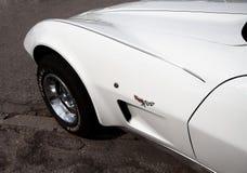 De straal van de het korvetsteek van Chevrolet Royalty-vrije Stock Foto's