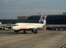 De straal van de Luchtroutes van de V.S. stock foto's