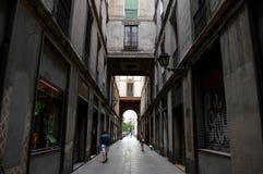 De straat Stock Fotografie