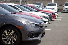 De Straat Honda van Portland Royalty-vrije Stock Afbeeldingen