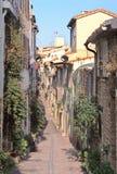 De straat van Antibes royalty-vrije stock afbeeldingen