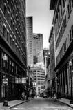 De Straat van Boston Stock Foto