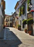 De straat van Cordoba Royalty-vrije Stock Afbeeldingen