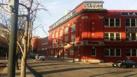 14de Straat van de binnenstad Royalty-vrije Stock Foto