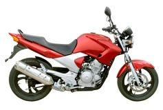 De straat van de motorfiets stock foto's