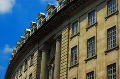 De straat van de regent royalty-vrije stock foto's