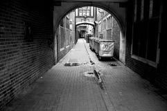 De Straat van Dublin Stock Afbeelding