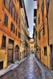 De Straat van Florence royalty-vrije stock afbeeldingen