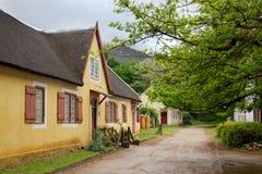 De Straat van Genadendal royalty-vrije stock afbeeldingen