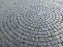 De straat van het graniet stock foto