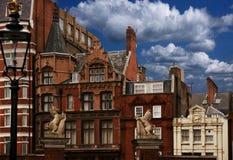De straat van Londen stock afbeelding
