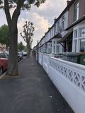 De straat van Londen royalty-vrije stock foto's