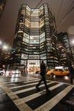 De Straat van New York Royalty-vrije Stock Foto