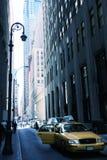 De Straat van New York stock afbeelding