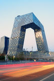 De straat van Peking Stock Foto