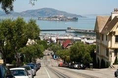 De straat van San Francisco stock fotografie