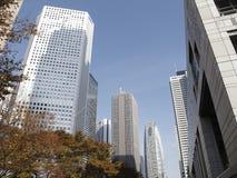 De straat van Shinjuku Stock Foto