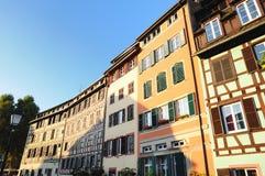 De straat van Straatsburg Royalty-vrije Stock Afbeeldingen