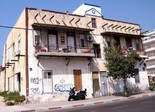 De straat 2010 van tel. Aviv HaKovshim Royalty-vrije Stock Foto's