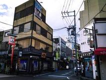 De Straat van Tokyo Royalty-vrije Stock Afbeelding