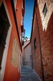 De straat van Toledo royalty-vrije stock afbeelding