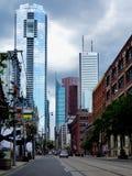 De Straat van Toronto Oost-west in de Zomer royalty-vrije stock fotografie