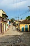 De straat van Trinidad Royalty-vrije Stock Fotografie