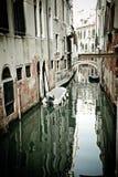 De straat van Venetië Stock Afbeelding