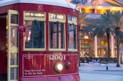 De Straatauto III van New Orleans Stock Afbeeldingen