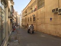 De Straatkar van Doubai Royalty-vrije Stock Afbeeldingen
