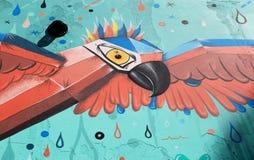De Straatkunst van Buenos aires, Argentinië Royalty-vrije Stock Foto