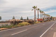De Straatmening van het Bondistrand in Sydney Stock Fotografie