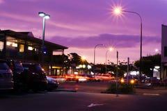 De straatmening 1 van de Murraysbaai stock afbeeldingen
