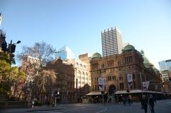 De straatmening van Sydney Stock Foto