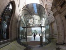 De Straatscène van Manchester stock fotografie