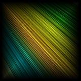 De stralen van de pastelkleur royalty-vrije illustratie
