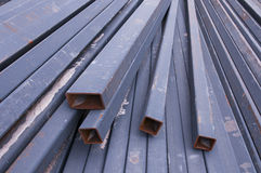 De Stralen van het staal stock fotografie
