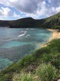 De Stranden van Hawaï royalty-vrije stock foto's