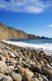 De stranden van Serie van Ibiza royalty-vrije stock foto's