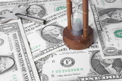 De Strategie van financiën Royalty-vrije Stock Fotografie