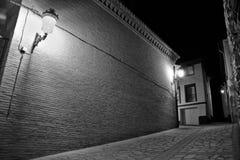 De straten van ateca 6 royalty-vrije stock afbeeldingen
