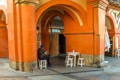 De straten van Cordoba - Spanje royalty-vrije stock afbeeldingen