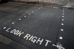 De straten van Londen Royalty-vrije Stock Foto