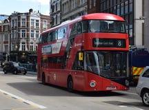 De Straten van Londen Royalty-vrije Stock Afbeeldingen