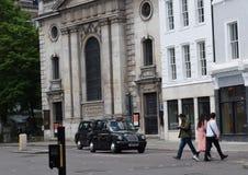 De Straten van Londen Royalty-vrije Stock Fotografie