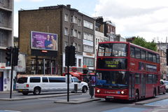 De Straten van Londen Stock Foto's
