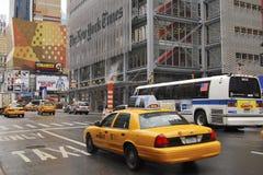 De straten van New York Royalty-vrije Stock Fotografie