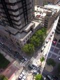 De Straten van Philly stock foto's