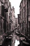 De Straten van Venetië Stock Foto's