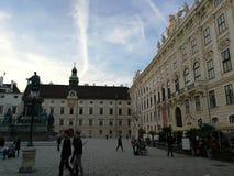 De Straten van Wenen Royalty-vrije Stock Foto's